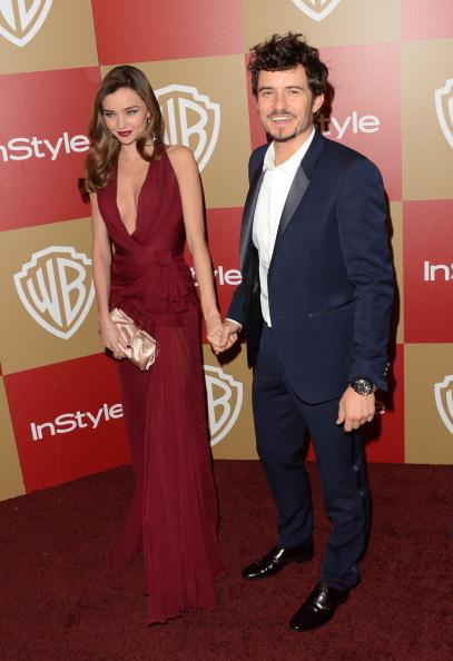 オーランド・ブルーム「14th Annual Warner Bros. And InStyle Golden Globe Awards After Party - Arrivals」:写真・画像(18)[壁紙.com]