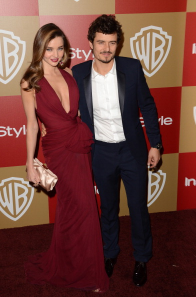 ミランダ・カー「14th Annual Warner Bros. And InStyle Golden Globe Awards After Party - Arrivals」:写真・画像(10)[壁紙.com]