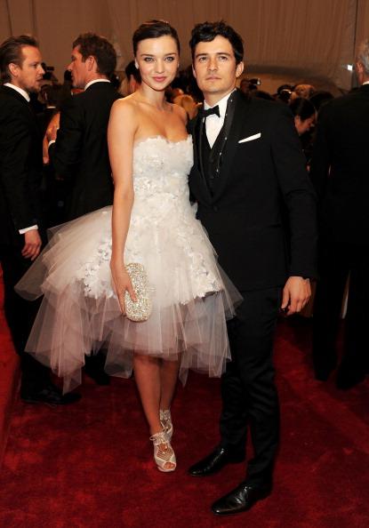 オーランド・ブルーム「'Alexander McQueen: Savage Beauty' Costume Institute Gala At The Metropolitan Museum Of Art - Arrivals」:写真・画像(1)[壁紙.com]