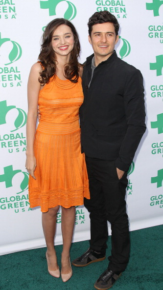 Miranda Kerr「Global Green USA's 15th Annual Millennium Awards - Arrivals」:写真・画像(6)[壁紙.com]