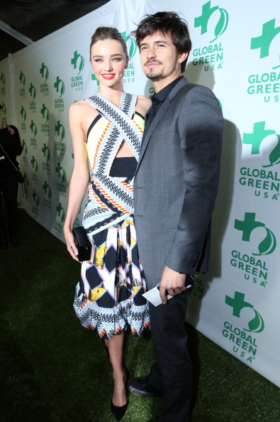 Miranda Kerr「Global Green USA's 10th Annual Pre-Oscar Party」:写真・画像(7)[壁紙.com]