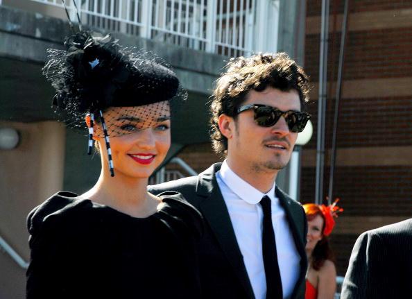 ミランダ・カー「Emirates Doncaster Day」:写真・画像(9)[壁紙.com]