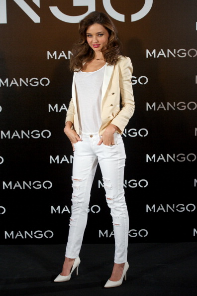 Miranda Kerr「Miranda Kerr New Face of Mango」:写真・画像(4)[壁紙.com]