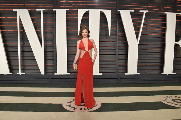 ミランダ・カー「2016 Vanity Fair Oscar Party Hosted By Graydon Carter - Arrivals」:写真・画像(14)[壁紙.com]