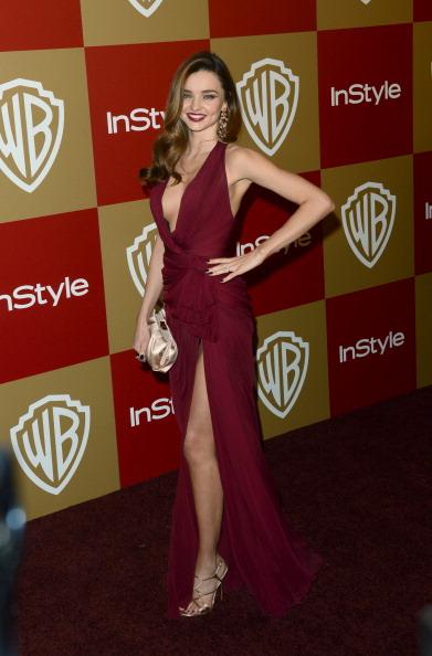 ミランダ・カー「14th Annual Warner Bros. And InStyle Golden Globe Awards After Party - Arrivals」:写真・画像(8)[壁紙.com]