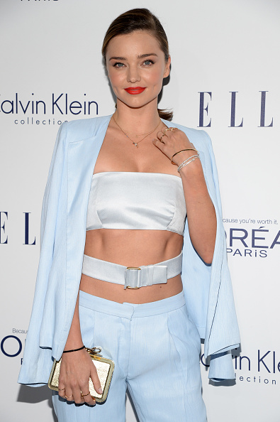 ミランダ・カー「22nd Annual ELLE Women In Hollywood Awards - Arrivals」:写真・画像(7)[壁紙.com]