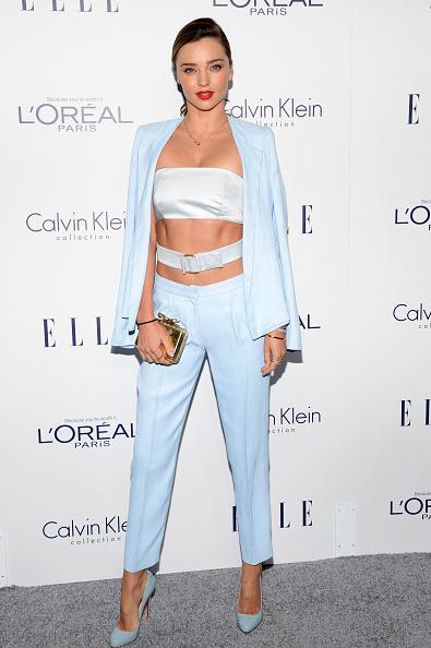 Belt「22nd Annual ELLE Women In Hollywood Awards - Arrivals」:写真・画像(8)[壁紙.com]