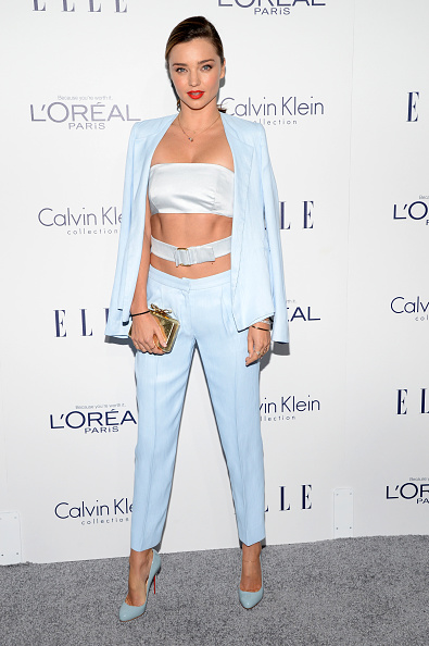 ミランダ・カー「22nd Annual ELLE Women In Hollywood Awards - Arrivals」:写真・画像(1)[壁紙.com]