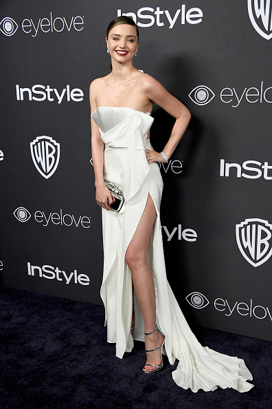 Miranda Kerr「Warner Bros. Pictures And InStyle Host 18th Annual Post-Golden Globes Party - Arrivals」:写真・画像(18)[壁紙.com]