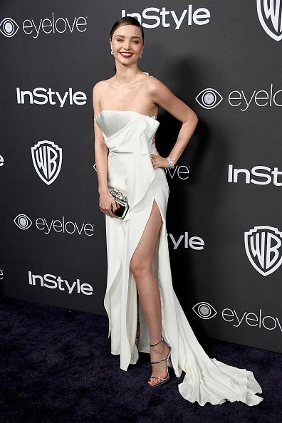 ミランダ・カー「Warner Bros. Pictures And InStyle Host 18th Annual Post-Golden Globes Party - Arrivals」:写真・画像(10)[壁紙.com]