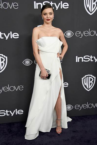 Miranda Kerr「Warner Bros. Pictures And InStyle Host 18th Annual Post-Golden Globes Party - Arrivals」:写真・画像(5)[壁紙.com]