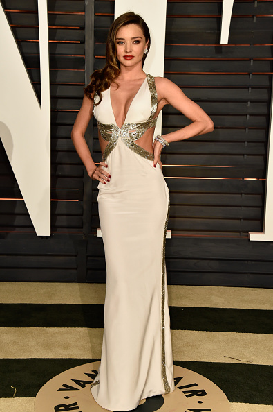 Miranda Kerr「2015 Vanity Fair Oscar Party Hosted By Graydon Carter - Arrivals」:写真・画像(14)[壁紙.com]