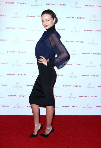 Miranda Kerr「QANTAS Gala Dinner -  Sydney」:写真・画像(8)[壁紙.com]