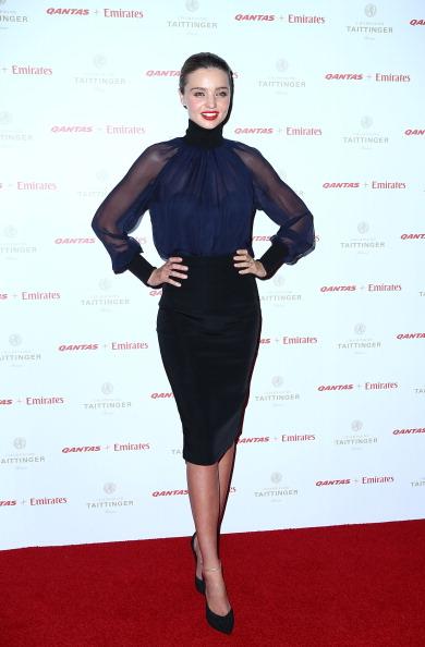 Miranda Kerr「QANTAS Gala Dinner -  Sydney」:写真・画像(7)[壁紙.com]