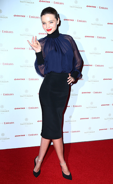 Miranda Kerr「QANTAS Gala Dinner -  Sydney」:写真・画像(10)[壁紙.com]
