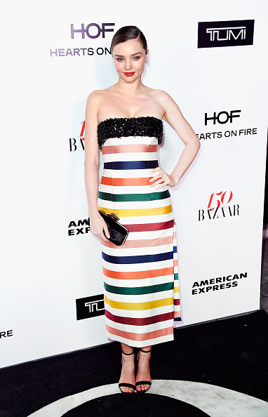 Miranda Kerr「Harper's Bazaar Celebrates 150 Most Fashionable Women - Arrivals」:写真・画像(6)[壁紙.com]