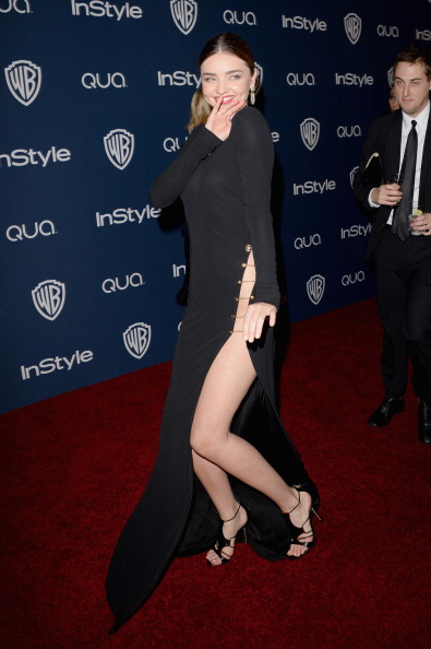 Miranda Kerr「2014 InStyle And Warner Bros. 71st Annual Golden Globe Awards Post-Party - Arrivals」:写真・画像(16)[壁紙.com]