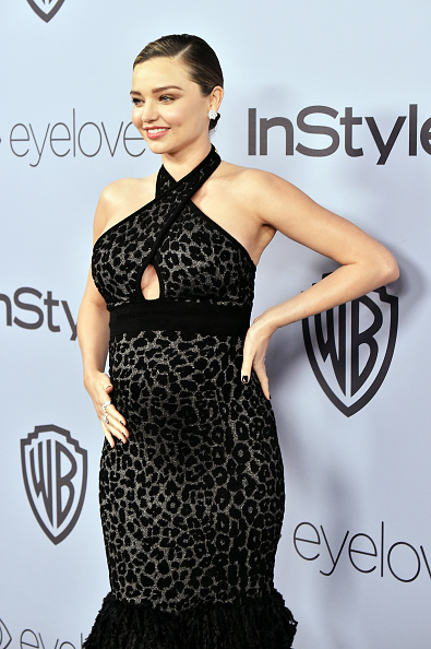 Miranda Kerr「Warner Bros. Pictures And InStyle Host 19th Annual Post-Golden Globes Party - Arrivals」:写真・画像(10)[壁紙.com]