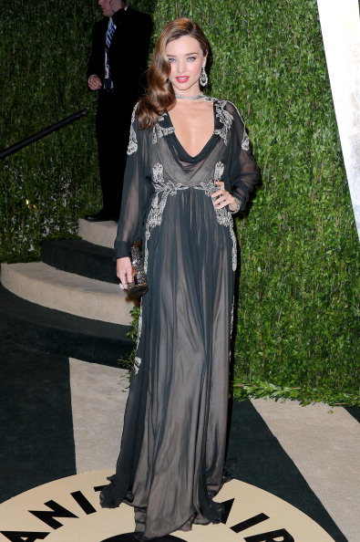Miranda Kerr「2013 Vanity Fair Oscar Party Hosted By Graydon Carter - Arrivals」:写真・画像(5)[壁紙.com]