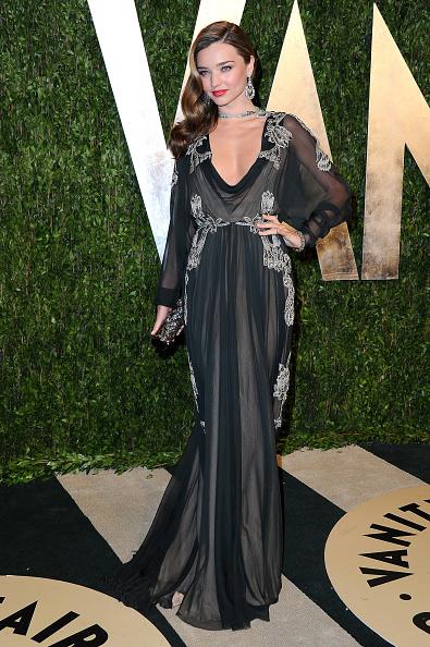 ミランダ・カー「2013 Vanity Fair Oscar Party Hosted By Graydon Carter - Arrivals」:写真・画像(12)[壁紙.com]