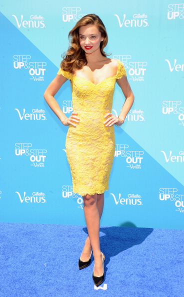 Miranda Kerr「Model Miranda Kerr Kicks-Off The Gillette Venus Goddess Experience Benefitting Step Up Women's Network」:写真・画像(4)[壁紙.com]