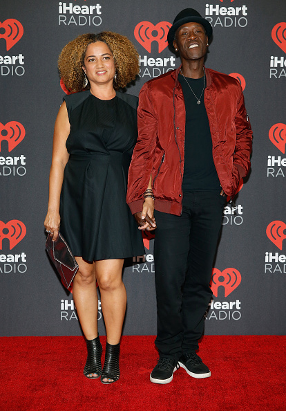 Don Cheadle「2016 iHeartRadio Music Festival - Night 1 - Backstage」:写真・画像(19)[壁紙.com]