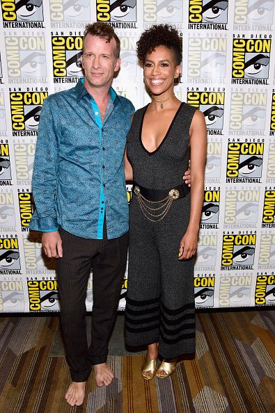"Thomas Jane - Actor「Comic-Con International 2016 - ""The Expanse"" Press Line」:写真・画像(13)[壁紙.com]"
