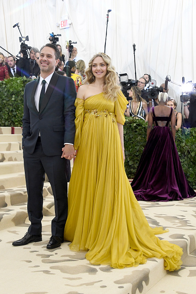 Yellow「Heavenly Bodies: Fashion & The Catholic Imagination Costume Institute Gala - Arrivals」:写真・画像(9)[壁紙.com]