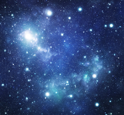 星空「星の背景」:スマホ壁紙(0)