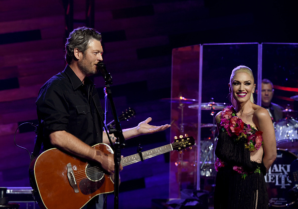 グウェン・ステファニー「Blake Shelton On The Honda Stage At The iHeartRadio Theater」:写真・画像(19)[壁紙.com]