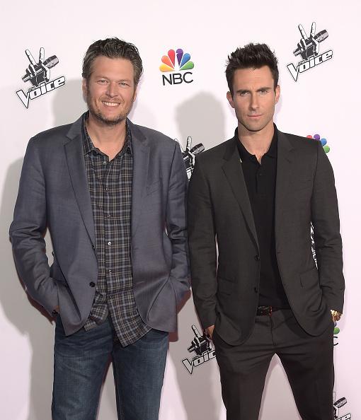 "The Voice - Television Show「NBC's ""The Voice"" Season 7 Red Carpet Event」:写真・画像(10)[壁紙.com]"