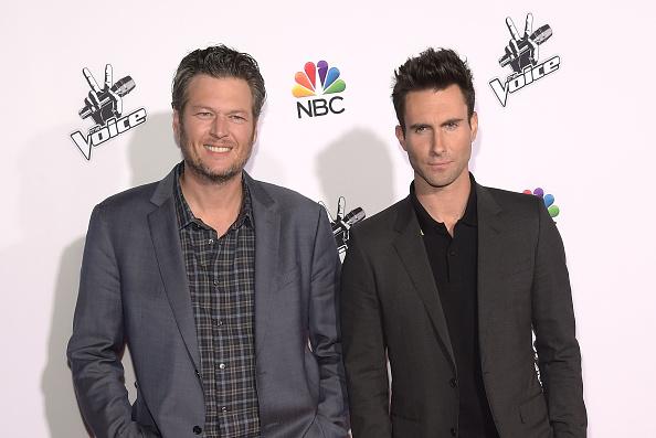 "The Voice - Television Show「NBC's ""The Voice"" Season 7 Red Carpet Event」:写真・画像(5)[壁紙.com]"