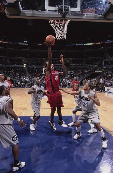 Drive - Ball Sports「St. John's (NY) Red Storm vs Georgetown University Hoyas」:写真・画像(18)[壁紙.com]