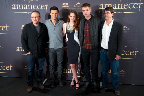Robert Pattinson「'Breaking Dawn - Part 2' Madrid Photocall」:写真・画像(16)[壁紙.com]
