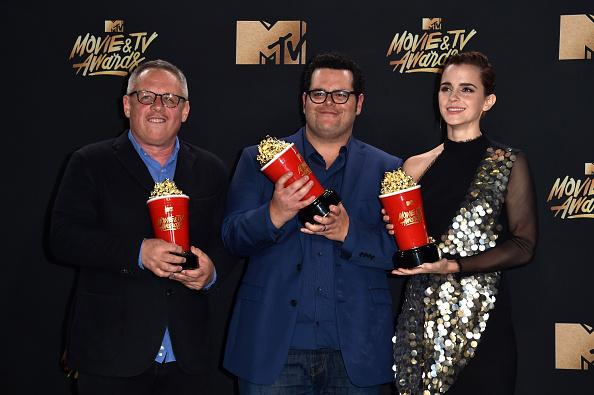 エマ・ワトソン「2017 MTV Movie And TV Awards - Press Room」:写真・画像(18)[壁紙.com]