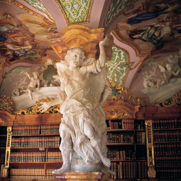 Benedictine「Benedictine monastery Metten」:写真・画像(8)[壁紙.com]