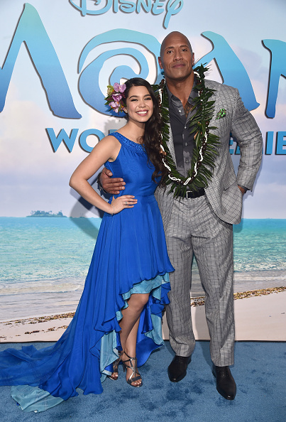 "El Capitan Theatre「The World Premiere of Disney's ""MOANA""」:写真・画像(14)[壁紙.com]"