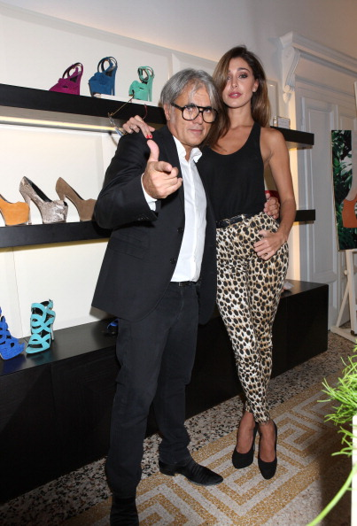 Press Preview「Giuseppe Zanotti Design - Milan Fashion Week Womenswear Spring/Summer 2012」:写真・画像(2)[壁紙.com]