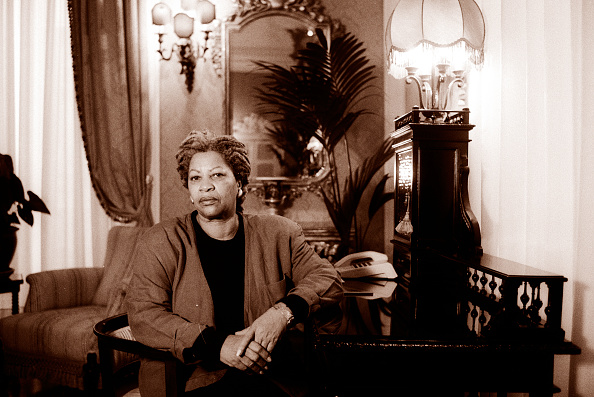 Author「Toni Morrison」:写真・画像(2)[壁紙.com]