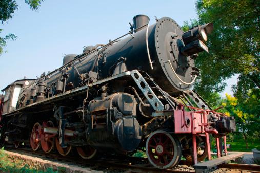 SL「old locomotive」:スマホ壁紙(12)