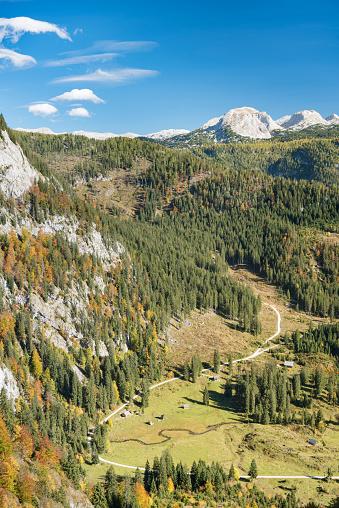 Austria「Alpine Pasture Vordernbachalm, Totes Gebirge, Austria」:スマホ壁紙(7)