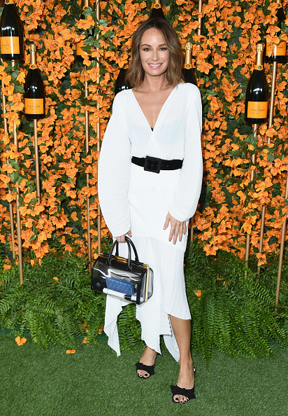 Catt Sadler「9th Annual Veuve Clicquot Polo Classic Los Angeles - Arrivals」:写真・画像(3)[壁紙.com]