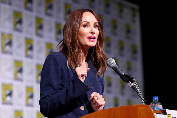 "Catt Sadler「STARZ ""The Rook"" At SDCC 2019」:写真・画像(13)[壁紙.com]"