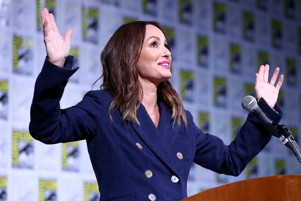 "Catt Sadler「STARZ ""The Rook"" At SDCC 2019」:写真・画像(12)[壁紙.com]"