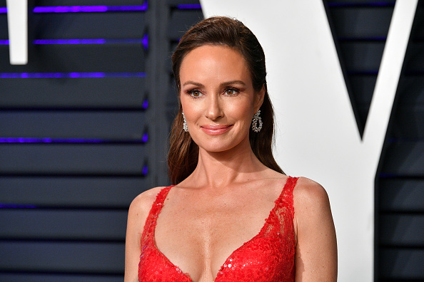 Catt Sadler「2019 Vanity Fair Oscar Party Hosted By Radhika Jones - Arrivals」:写真・画像(8)[壁紙.com]