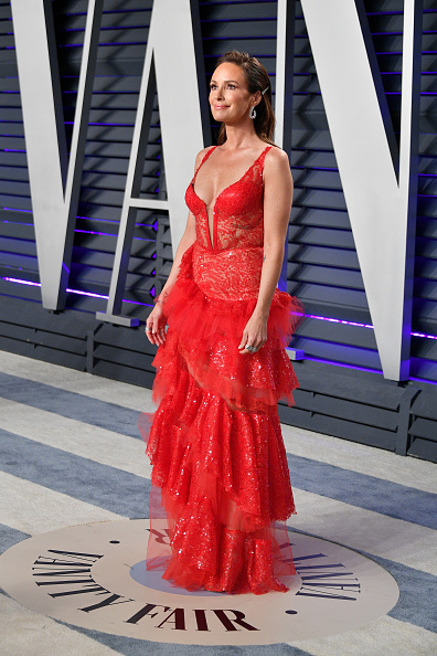 Catt Sadler「2019 Vanity Fair Oscar Party Hosted By Radhika Jones - Arrivals」:写真・画像(15)[壁紙.com]