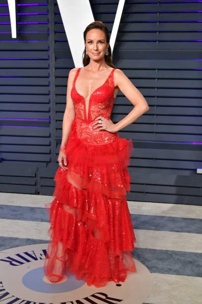 2019 Vanity Fair Oscar Party Hosted By Radhika Jones - Arrivals:ニュース(壁紙.com)