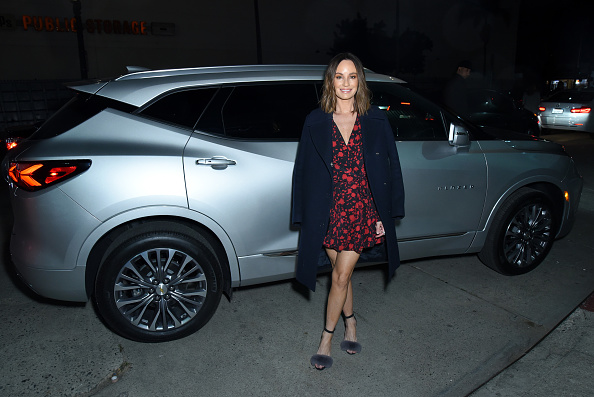 Catt Sadler「Create & Cultivate And Chevrolet Launch Event For The Create & Cultivate 100 List」:写真・画像(15)[壁紙.com]