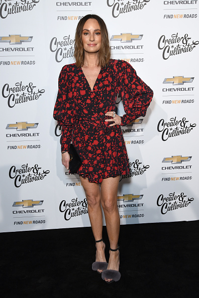 Catt Sadler「Create & Cultivate And Chevrolet Launch Event For The Create & Cultivate 100 List」:写真・画像(4)[壁紙.com]