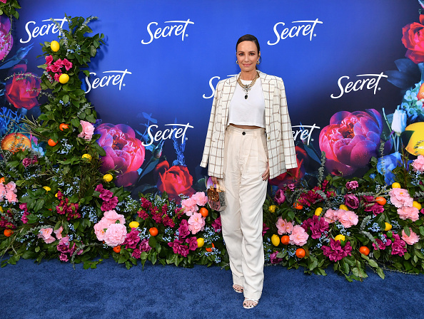 Catt Sadler「'Secret with Essential Oils' Launch Party」:写真・画像(4)[壁紙.com]